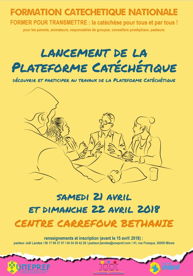 Tract Lancement Plateforme 01